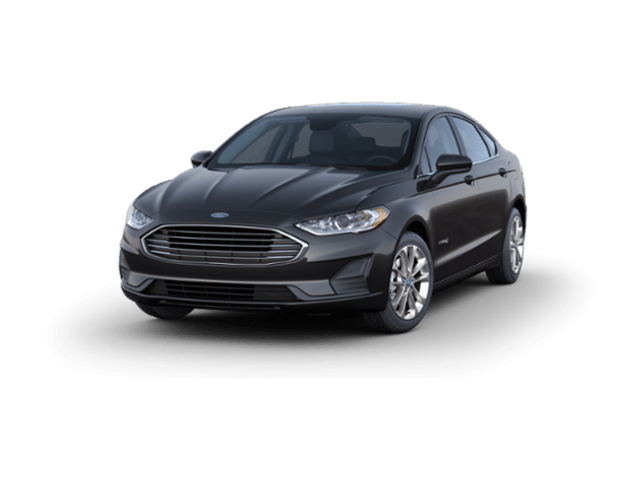 New 2019 Ford Fusion Hybrid SE Sedan in Beaverton, OR